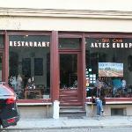 Cafe Altes Europa Foto