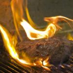 flame grilled fillet steak