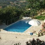 Pool of villa 2