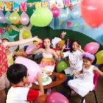 The best place to celebrate the kid's birthday party in Bangkok!