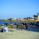 beach 5 minutes walk