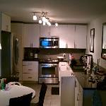 kitchen in 604a