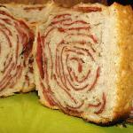  O pão de calabresa é uma dadiva da gastronomia !!!