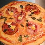 Pizza Cidade Imperial .. incrivelmente saborosa !!!