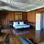 Chambre coté lit