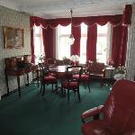 common room Rogalandsheimen