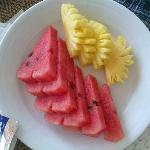 Breakfast - Fruits