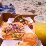 Taquitos, Tostadas and Fresh Juice