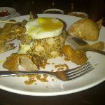 Nasi Goreng at the Eatery