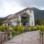 Capilla, hacienda Yaravilca del siglo XXII