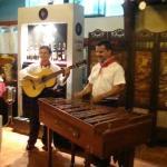 Live Costa Rica folkloric music presentations