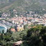 Levanto from the hill