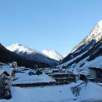 Early afternoon in Ischgl