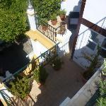 terrazas de la suite