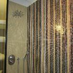Bathroom Shower in room 206