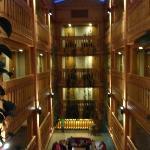 centre de l'hotel