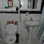 salle de bain John Lennon