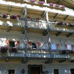 hotel tres calme et bien situé pres d'innsbruck