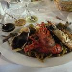 Fisherman's dish