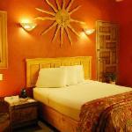 Habitacion cama Queen