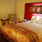 Habitacion cama King