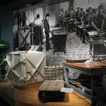 Fishing Industry (Sardine Processing) Exhibit