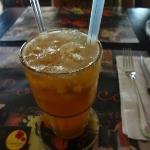 Ice Lychee tea