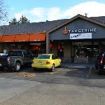 Tangerine Cafe Exterior