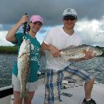 Double Catch! 27-28 inch Red Fish