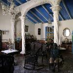 casa maruchi front room