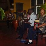 The Old guys playing authentic music of Curacao