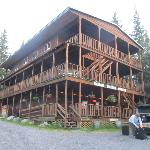 The Hutch in Cooper Landing, Alaska