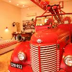 Fire Truck, Fire Engine Suite