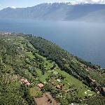 Il Campo, il Lago di Garda
