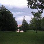 ballande au bord du lac