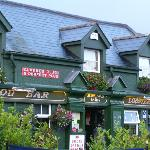 Exterior of The Lobster Pot