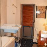 La salle de bain de la suite familiale