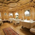 Die Trenkerstube - das 2-Sterne-Restaurant des Hotel Castel