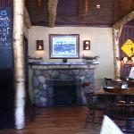 Interior, Western Avenue Bar and Grille