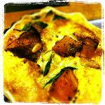 Frittata - baked in-house