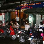 New Day - the restaurant around the corner
