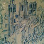 The taking of Lisbon from the Moors, in 1147.