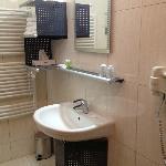 Bathroom - quite spacious