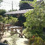 Apache Bar - Outside seating