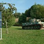 Vimoutiers tiger tank