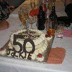 Jackie's 50th