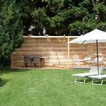 Giardino/Garten/Garden & Pergola