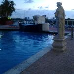 An Evening at the Intracoastal Yacht Pool