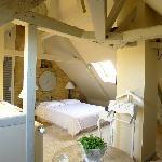 Les Demeures de Marie - chambre d'hote de charme - Rennes - Bretagne
