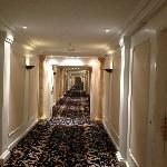 Pasillo piso  5to